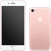 【SoftBank】iPhone 7 32GB ローズゴールド