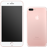 【SoftBank】iPhone 7 Plus 32GB ローズゴールド